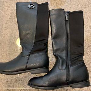 Michael Kors Boots Size 4 girl